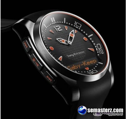 Bluetooth-часы Sony Ericsson MBW-150 с пультом для Walkman