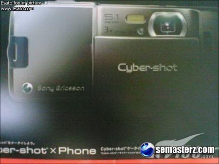 Новый камерофон от Sony Ericsson