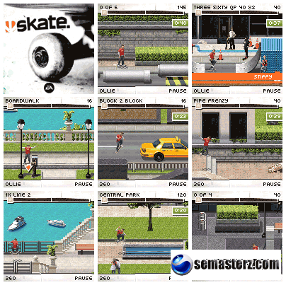 Skate by EA