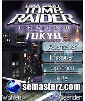 Lara Croft - Tomb Raider Legend: Tokyo