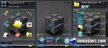 SE Pack UIQ3 - Темы для смартфонов Sony Ericsson
