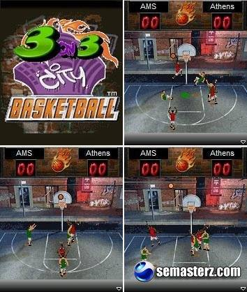 Basketball 3 on 3