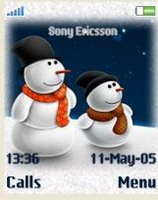 6 тем для Sony Ericsson 176х220