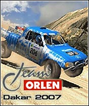 Команда Орлена. Дакар 2007