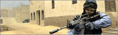 Micro Counter Strike - Bluetooth version