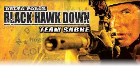 Delta Force: Black Hawk Down Team Sabre