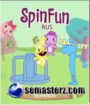 Happy Tree Friends: Spin Fun – ИГРА ДЛЯ ТЕЛЕФОНОВ SONY ERICSSON
