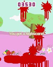 Happy Tree Friends: Spin Fun – ИГРА ДЛЯ ТЕЛЕФОНОВ SONY ERICSSON