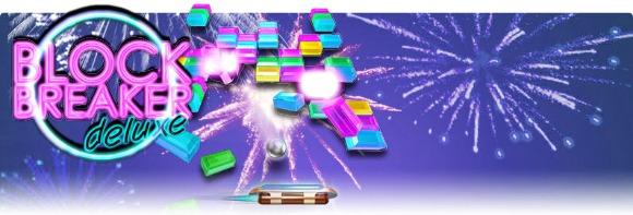 Block Breaker Deluxe 2007