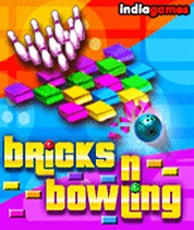 Bricks'n'Bowling – ИГРА ДЛЯ ТЕЛЕФОНОВ SONY ERICSSON