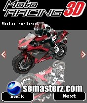 3D Moto Racing [JAVA]