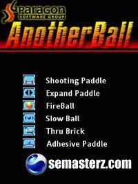 Another Ball - Арканоид - UIQ3