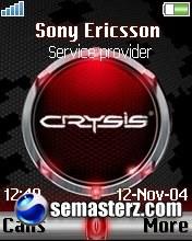 CRYSIS - Тема для Sony Ericsson [176x220]