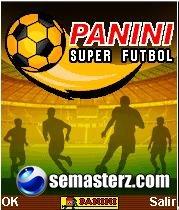 Panini Super Futbol– ИГРА ДЛЯ ТЕЛЕФОНОВ SONY ERICSSON