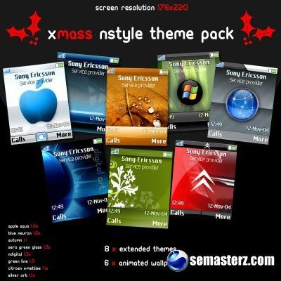 xMass nStyle Theme Pack [176x220]