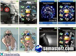 Подборка игровых тем для SonyEricsson (240x320) №6