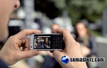 Sony Ericsson P1i - два взгляда на коммуникатор
