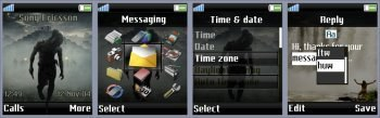 Подборка из тем для Sony Ericsson [176x220]