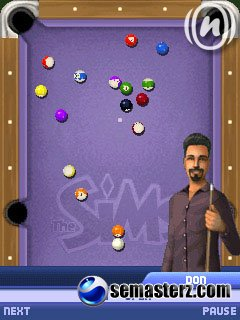 The Sims: Pool