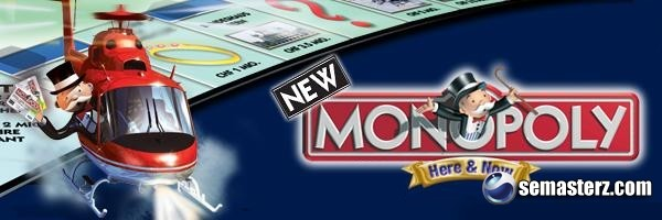 Monopoly: Here And Now 2008