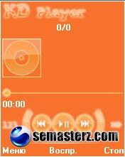 KD Player 0.9.6 - java-MP3 проигрыватель