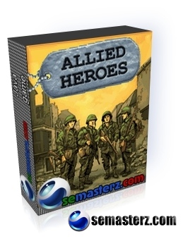 Allied Heroes– Игра для телефонов Sony Ericsson