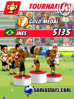 Playman: Summer Games 3 - java игра