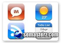 iPhone Icons - Иконки для UIQ3