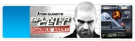 Splinter Cell: Double Agent - Java игра для Sony Ericsson