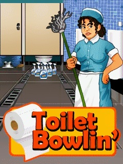 Toilet Bowlin' – Игра для телефонов Sony Ericsson