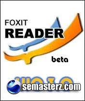 Foxit Reader v.1.00 Beta - Приложение для UIQ3 Sony Ericsson