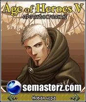 Age of Heroes V - Java игра для Sony Ericsson