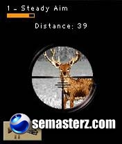 Deer Hunter 3 - Java игра для Sony Ericsson