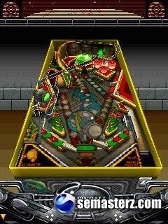 3D Timeshock Pro Pinball - Java игра для Sony Ericsson
