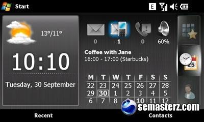 Spb Software представила оболочку для Sony Ericsson Xperia X1