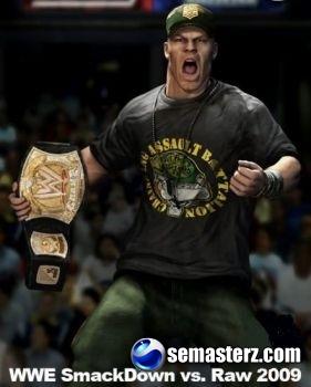 WWE SmackDown vs. Raw 2009 - Java игра для Sony Ericsson