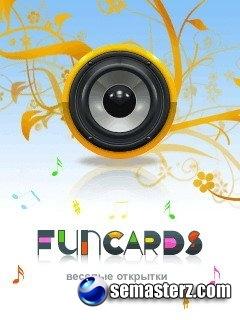 FunCards: Голосовые открытки – Приложение для Sony Ericsson