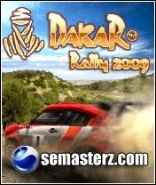 Dakar Rally 09 - Java игра для Sony Ericsson