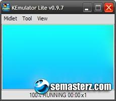 KEmulator Lite v0.9.7 - Эмулятор java-игр для Sony Ericsson