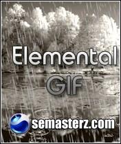 Elemental GIF - Java приложение для Sony Ericsson