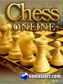 Chess Online - Java игра для Sony Ericsson