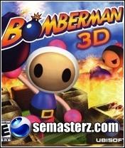 Bomberman 3D 2009 - Java игра для Sony Ericsson