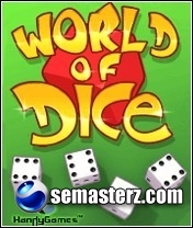 World of Dice - Java игра для Sony Ericsson