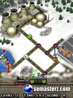 Uranium Inc - Java игра для Sony Ericsson