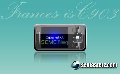 5-МП слайдер Sony Ericsson C903 Frances будет представлен на MWC 2009