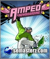 Amped Snowboarding 2 - Java игра для Sony Ericsson