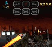 Crash Car Mania 3D - Java игра для Sony Ericsson