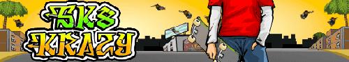 SK8 Krazy - Java игра для Sony Ericsson