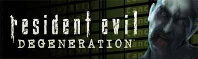 Resident Evil: Degeneration - Java игра для Sony Ericsson