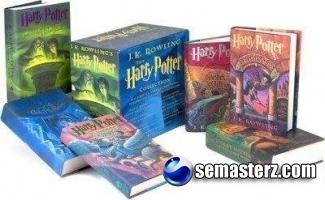 Дж. К. Роулинг - Гарри Поттер (все 7 книг в формате java)